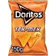 Tex Mex nachos de maíz frito con sabor a queso Bolsa 150 g Doritos Matutano
