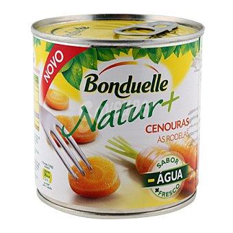 Bonduelle Zanahoria rodajas natur+ lata 220GR Lata 220GR