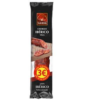Navidul Chorizo ibérico vela 180 g