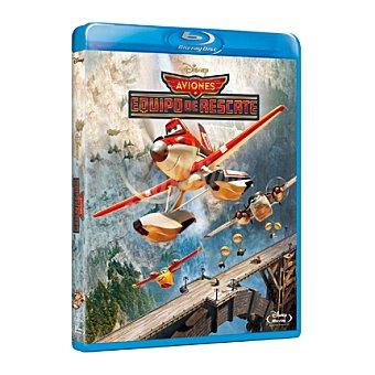 """Disney Aviones: """"equipo de rescate"""" Blu-Ray 1 ud"""