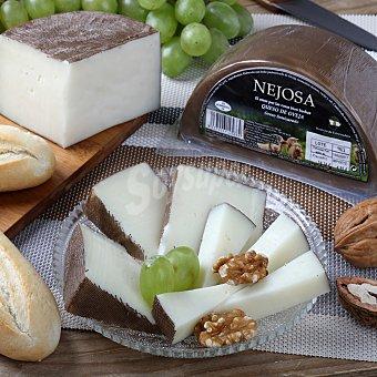 Nejosa Queso semicurado de oveja graso pasteurizado Nejosa 1/2 pieza 350 g