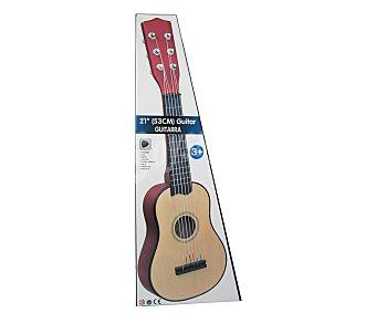 Productos Económicos Alcampo Guitarra de Madera de 53 Centímetros 1 unidad