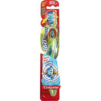 Colgate Cepillo dental 360º Actiflex medio blister 1 unidad