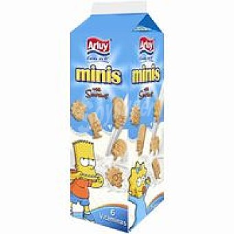 Arluy Galletas Minis The Simpsons Caja de 275 g