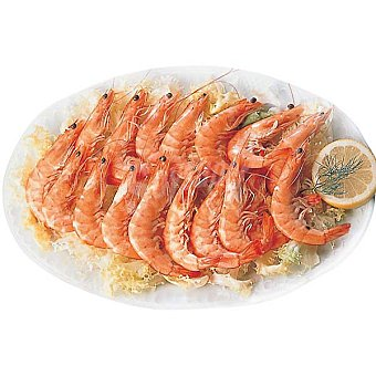PIEZAS Langostinos cocidos 40-60 / kg