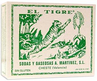 El Tigre Gaseosa Caja 39 g