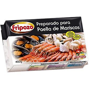 Fripozo Preparado para paella de marisco Envase 400 g