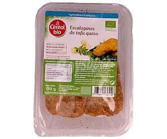Cereal Bio Escalopines de tofu y queso 170 gramos