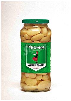 La Asturiana Judión cocido Frasco 350 g