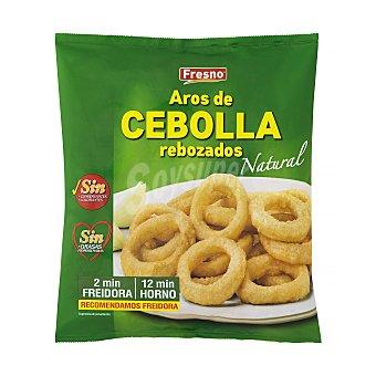 Fresno Aros de cebolla rebozados congelados Paquete de 400 g