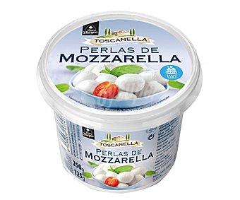 Flor de Burgos Mozzarella fresca en perlas 125 gramos