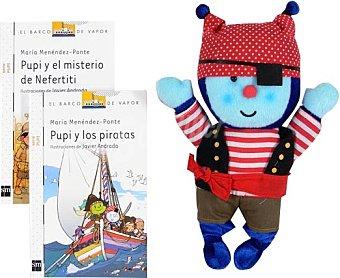 INFANTIL Pupi, Pack Pirata