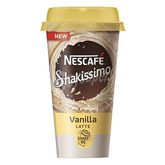 Nescafé Shakissimo Batido de vainilla Nescafé Shakissimo 190 ml