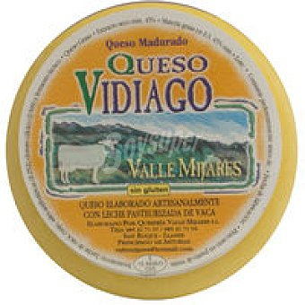 VALLE MIJARES Queso vaca mini 300 g