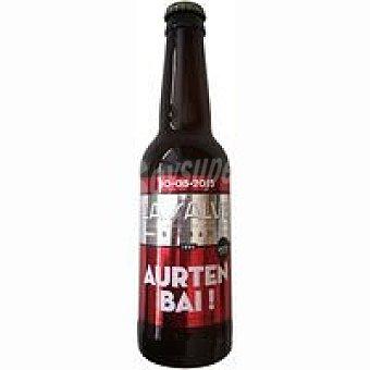 Aurten Bai Cervez Lasalve 33 cl