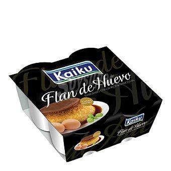 Kaiku Flan de huevo casero 440 g