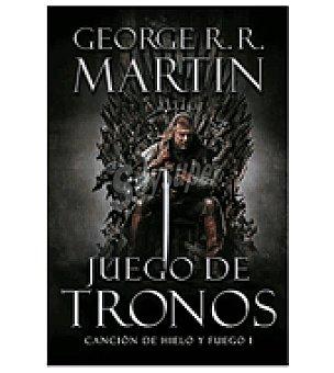 FUEGO Juego de tronos canción de hielo y (G R Martín)