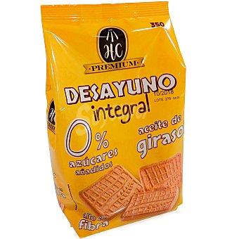 HC Galletas desayuno sin azúcar 350 g