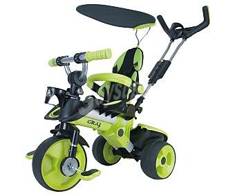 INJUSA City Green Triciclo evolutivo de aluminio City Green INJUSA.