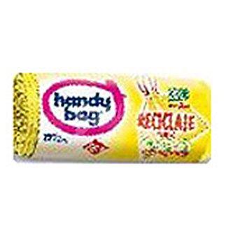 handy bag Bolsa de reciclaje amarilla 30 L