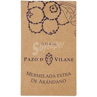 Pazo de Vilane Mermelada extra de arándanos Tarro 270 gr
