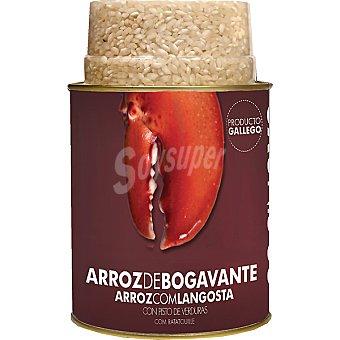 Cocino yo Arroz con bogavante Envase 1010 g