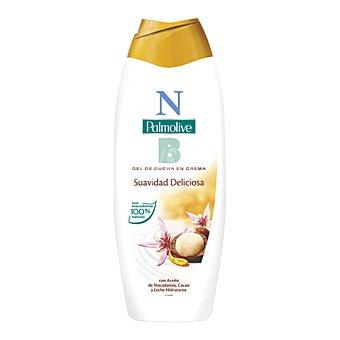 NB Palmolive Gel de ducha en crema con aceite de macadamia, cacao y leche hidratante 600 ml