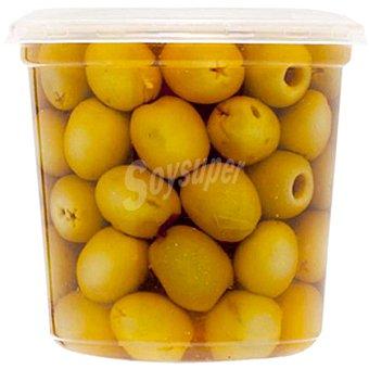 GUERRA Aceituna manzanilla deshuesada aliñada  envase 225 g
