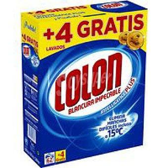 Colón Detergente Polvo 62+4 dosis