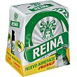 Cerveza rubia nacional pack 6 botellas 25 cl Pack 6 botellas 25 cl Reina oro