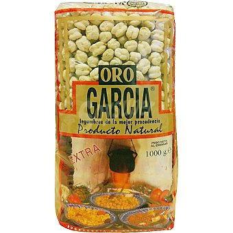 García Garbanzo Oro lechoso extra Bolsa 1 kg