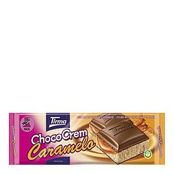 Tirma Choco crem caramelo (E12) 133 GRS