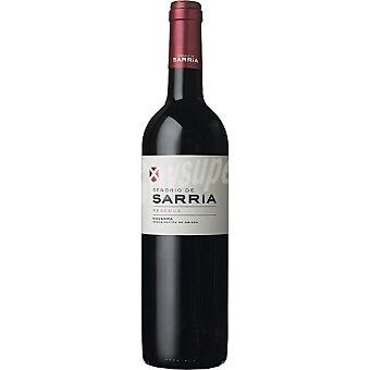 Señorio de Sarria Vino reserva tinto viña del perdón 75 cl