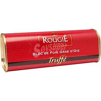 Rougie Bloc de foie gras de oca trufado  lata 310 g
