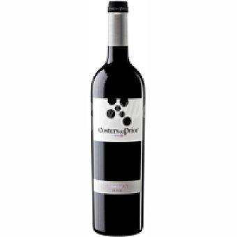 Costers del prior Vino Tinto Crianza Botella 75 cl