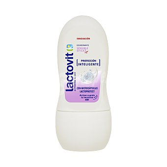 Lactovit Desodorante en roll-on piel sensible 50 ml