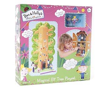 Simba Playset de Construcciones El Arbol de lo Elfos de Ben y Holly 1 Unidad