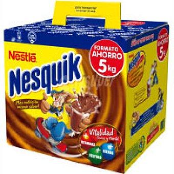 Nesquik Nestlé Cacao soluble Maleta 5 kg + Regalo