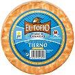 queso de cabra tierno ahumado pieza 1,2 kg El Tofio