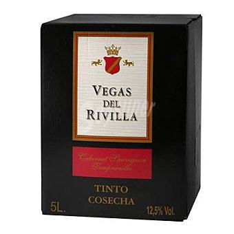 Vegas del Rivilla Vino de mesa tinto 5 l