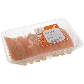Carrefour Solomillo de pollo extra Bandeja de 300.0 g.