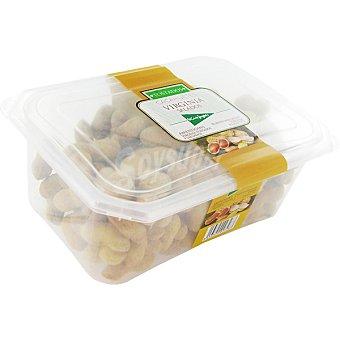 El Corte Inglés Cacahuetes Virginia tostados y salados con cáscara Tarrina 425 g