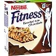 Fitness Barritas de chocolate Pack de 6x23,5GR Fitness Nestlé