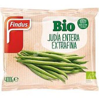 Findus Judía entera redonda extrafina Bio Bolsa 400 g