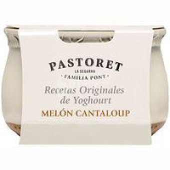 El Pastoret Yogur de melón cantalou Tarro 150 g