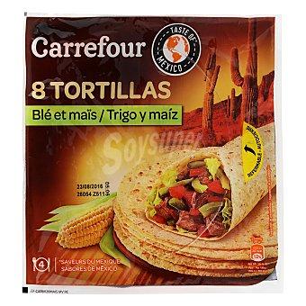 Carrefour Tortillas de maíz 320 g