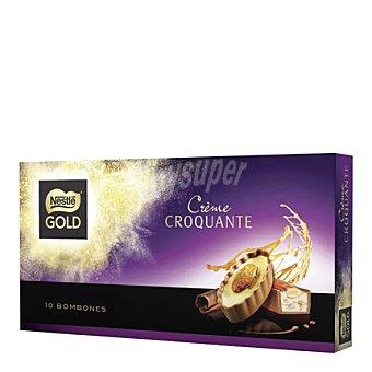 Gold Nestlé Estuche bombones Creme Croquante 90 g