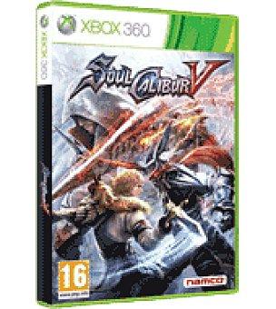 Namco Bandai Juego XBOX360 soulcalibur v namco