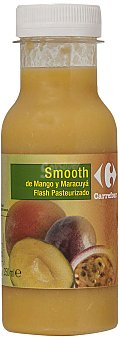 Carrefour Smooth Mango Maracuyá Carrefour 25 cl