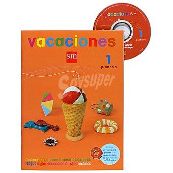 SM Cuaderno de vacaciones repaso 1º primaria